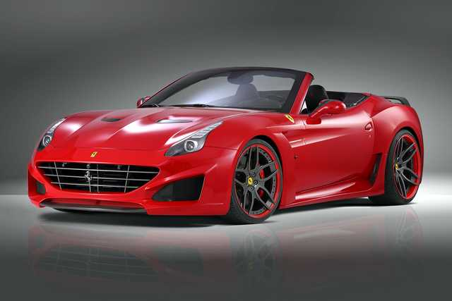 Photo of Ferrari California T N-Largo by Novitec Rosso