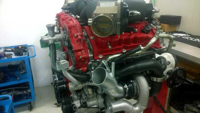 Photo of Nissan GT-R elaborazione motore 1.500 CV!