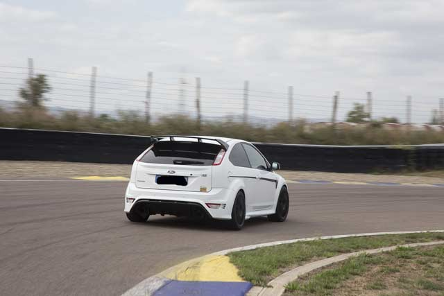 Ford Focus RS F-Tech