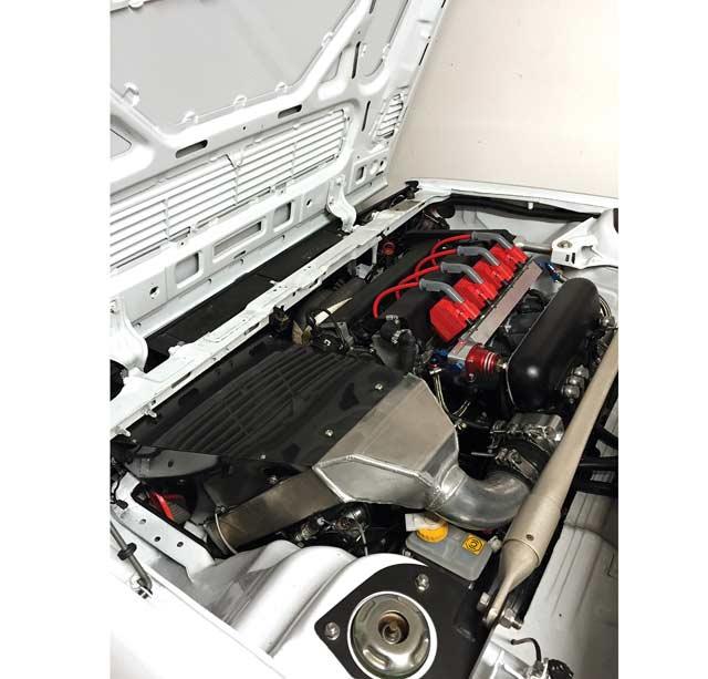 Lancia-Delta-Protoxide-motore