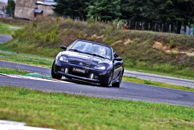 Photo of MG TF elaborazione 140 CV