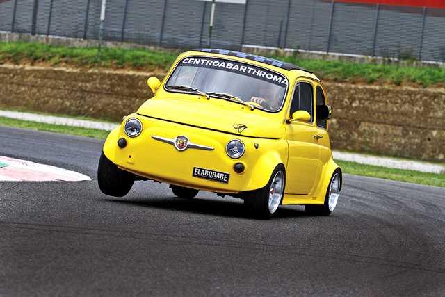Fiat 500L Ducati