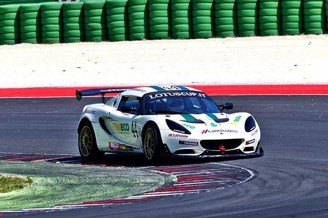 Lotus Elise Cup