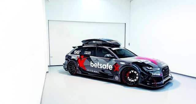 Audi RS6 DTM 950 CV