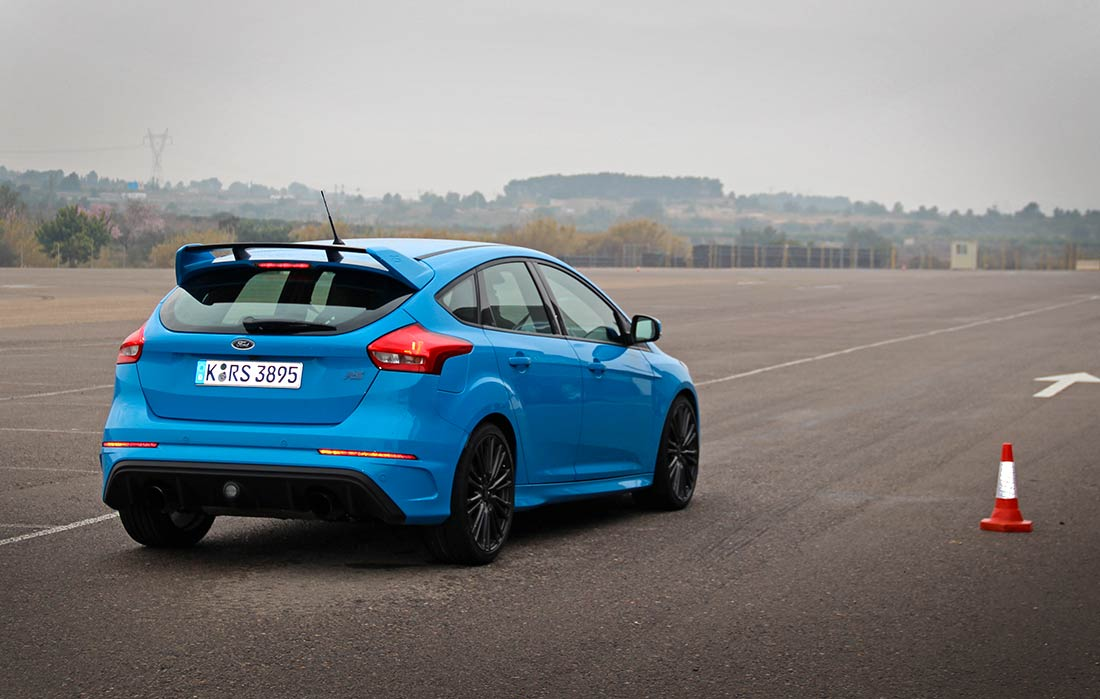 Photo of Launch Control Ford Focus RS