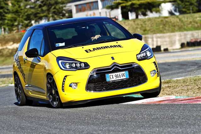 Photo of DS3 test con ruote Mak e pneumatici Yokohama