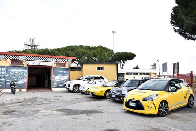 Leone Motorsport sede a Roma