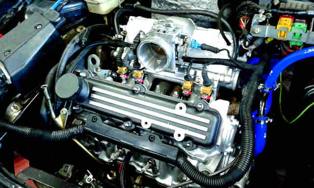 Photo of Fiat Punto GT 1600 elaborazione 350 CV