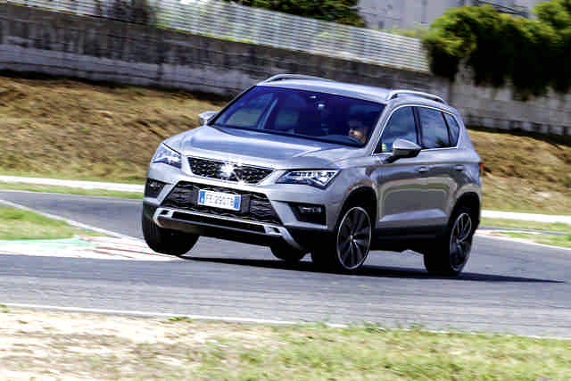 Photo of Seat Ateca 2.0 TDI test su strada