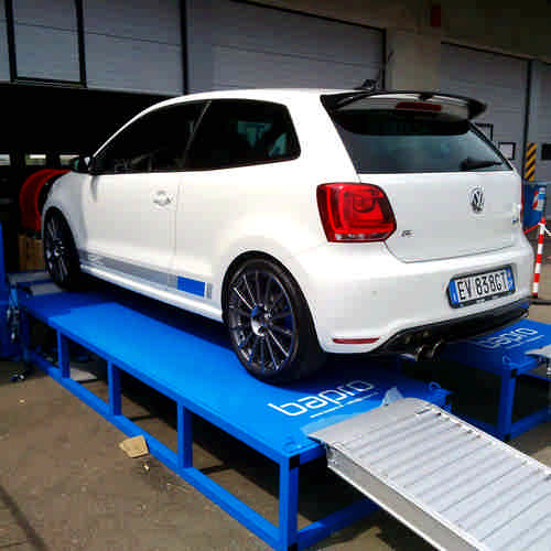 Photo of Volkswagen Polo R WRC elaborazione 320 CV!