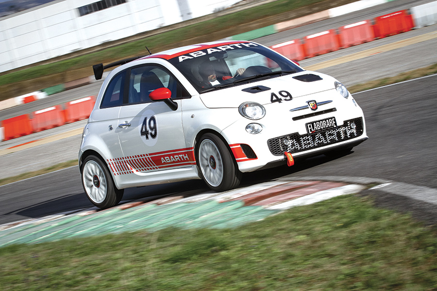 Photo of FOTO Abarth 500 tuning elaborazioni