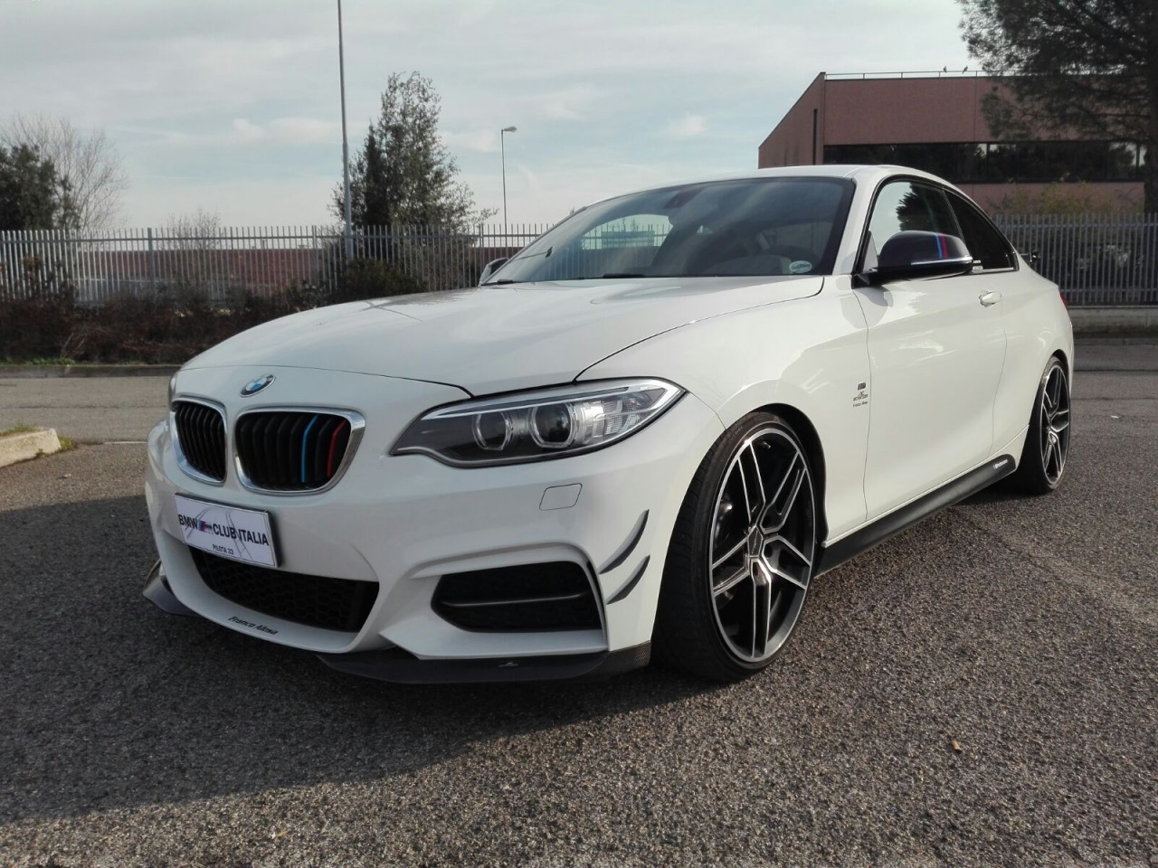 Photo of BMW M235i elaborazione 430 CV!
