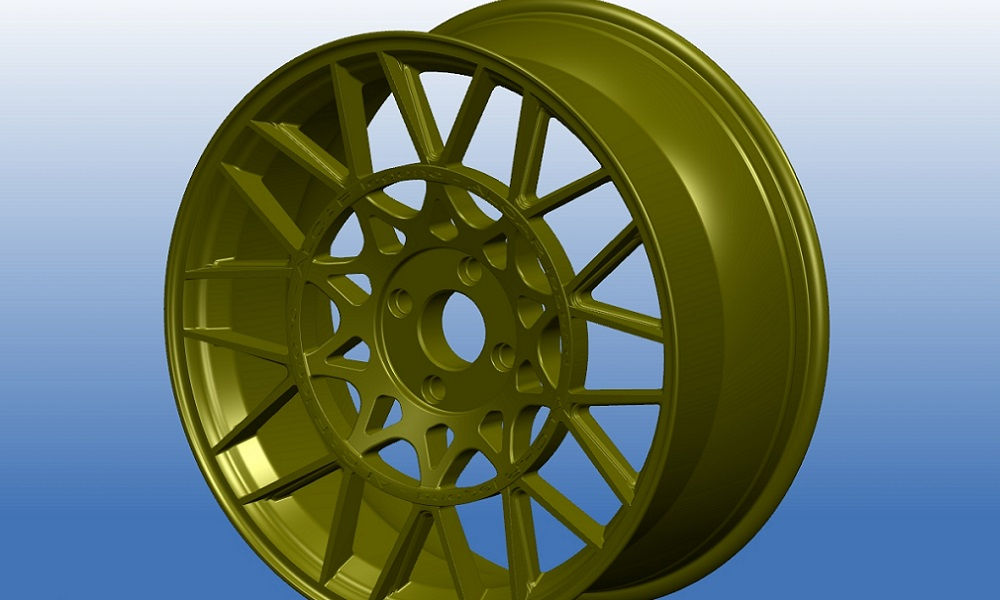 Photo of Wheels Design Contest Alcar Elaborare
