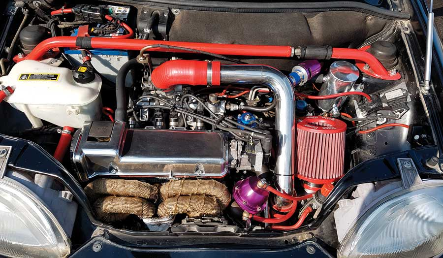 Photo of Fiat 600 Turbo elaborazione 230 CV