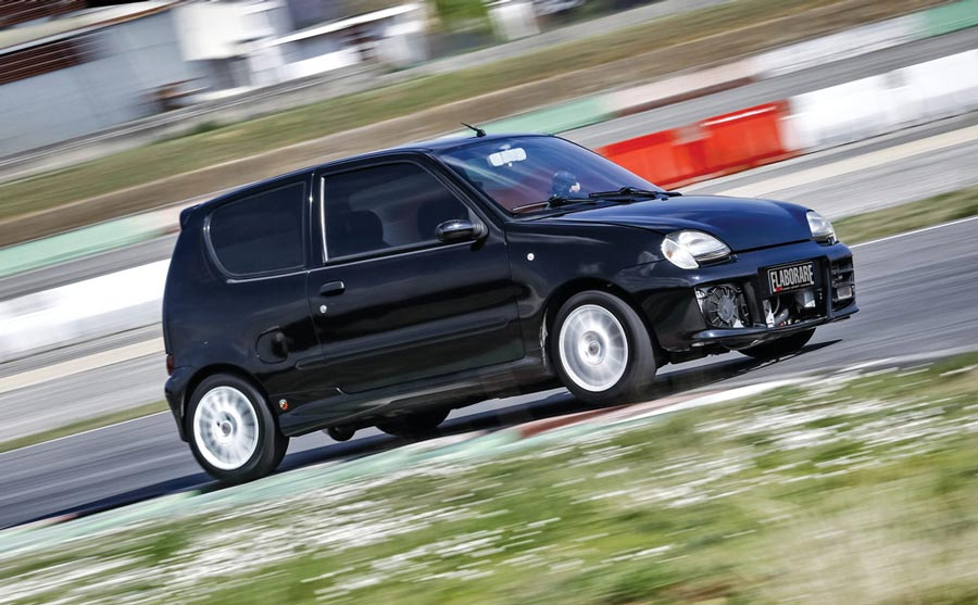 Photo of Fiat Seicento Turbo preparazione 230 CV
