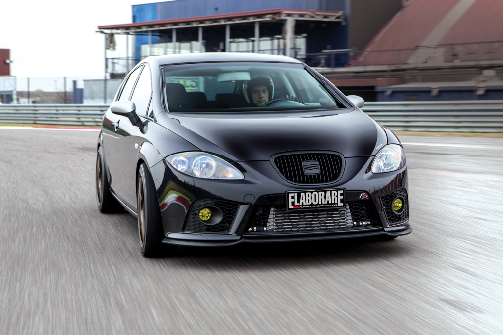 Photo of Seat Leon FR preparazione 279 CV