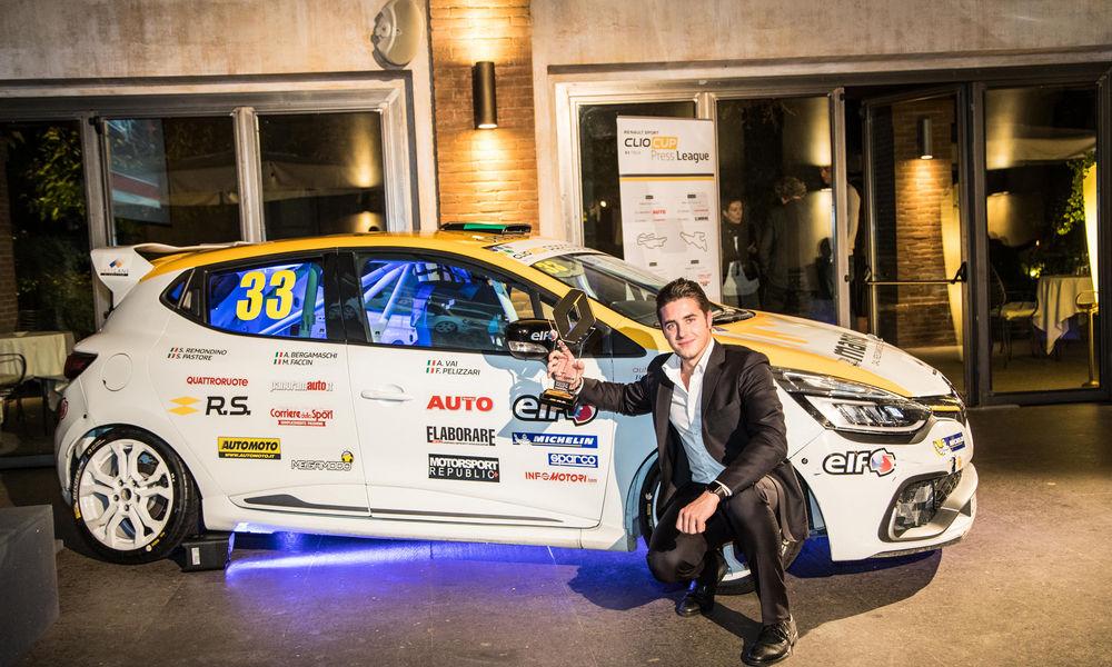 Renault Clio Cup Press League