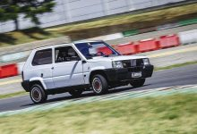 Photo of Fiat Panda vola a 170 km/h