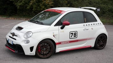 Photo of KIT Estetico per Abarth 500 by Cadamuro