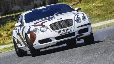 Photo of Bentley Continental GT preparazione 560 CV