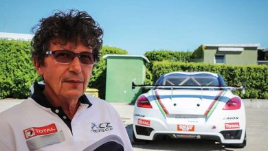 Photo of Massimo Arduini pilota e manager