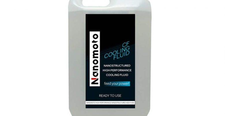 Fluido refrigerante Nanomoto