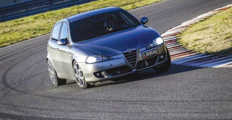Alfa Romeo 147 JTDm