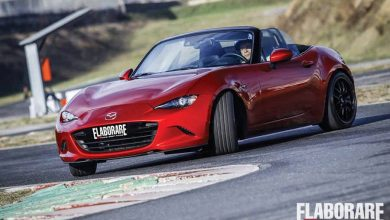 Photo of Mazda MX-5 BBR preparazione 196 CV