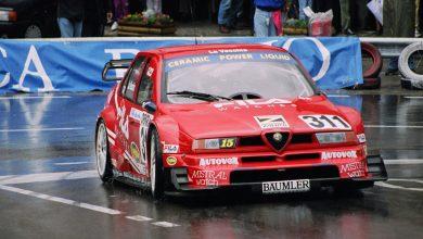 Photo of Alfa Romeo 155 V6 TI da 500 CV pilotata da Antonino La Vecchia supercampione CIVM