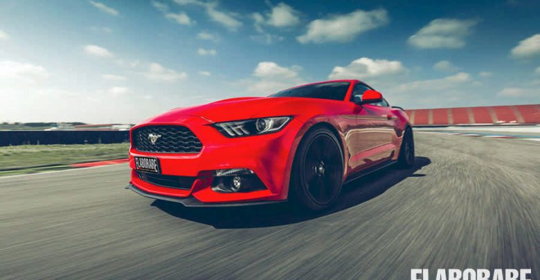 Ford Mustang 377 CV