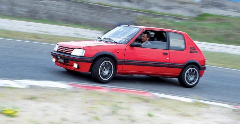 Peugeot 205 1.9 GTi