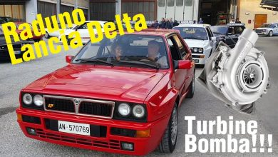 Photo of VIDEO Lancia Delta Integrale & Turbine da Mondiale!