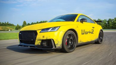 Photo of Audi TT RS, elaborata by Werk 2 anticipazione