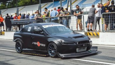Photo of Mitsubishi Lancer Evo X preparazione 600 CV Time Attack