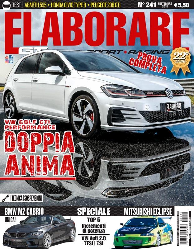 Cover Elaborare 241 settembre 2018