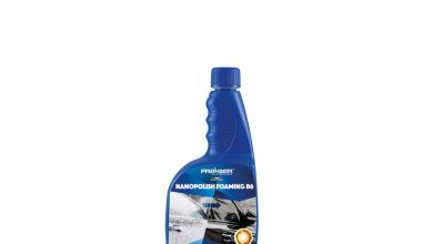 Photo of Come lucidare e proteggere l'auto, ecco come fare con schiumogeno Nanopolish Foaming B6 by Fra-Ber