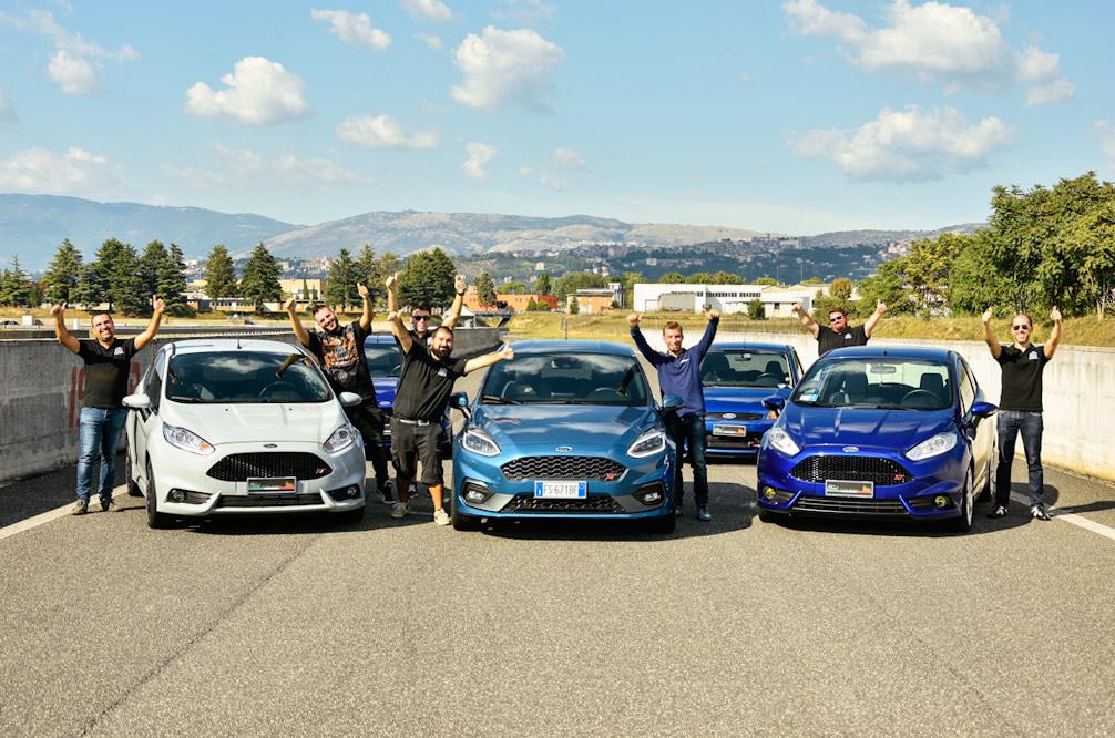 Ford Fiesta ST 2018, come va? Prova in pista e pareri dei lettori di Elaborare