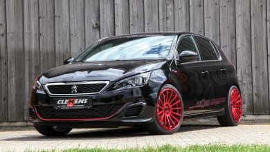 Photo of Peugeot 308 GTi top car elaborazione tuning tedesco 310 CV