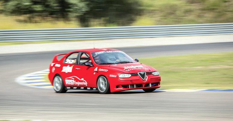 Alfa Romeo 156 2.0 TS elaborata con preparazione Risi Engineering