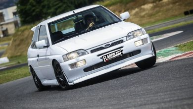 Photo of Ford Escort RS Cosworth elaborata con preparazione Al.Pe. 2 Motors