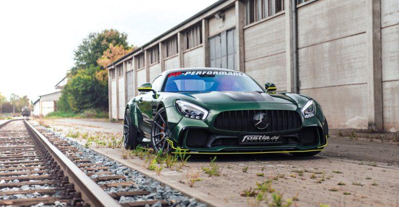 Mercedes AMG GT S top car elaborazione tuning tedesco 650 CV