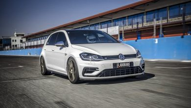 Photo of VW GOLF R elaborata con preparazione BRS Motorsport