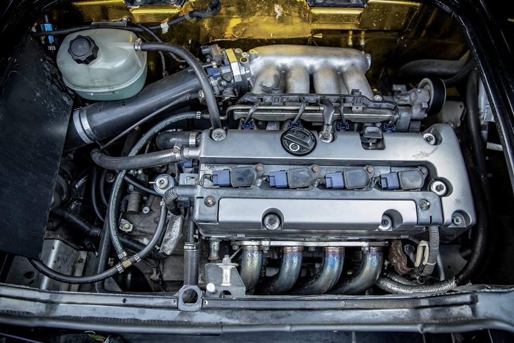 Lotus Elise 111 S2 motore