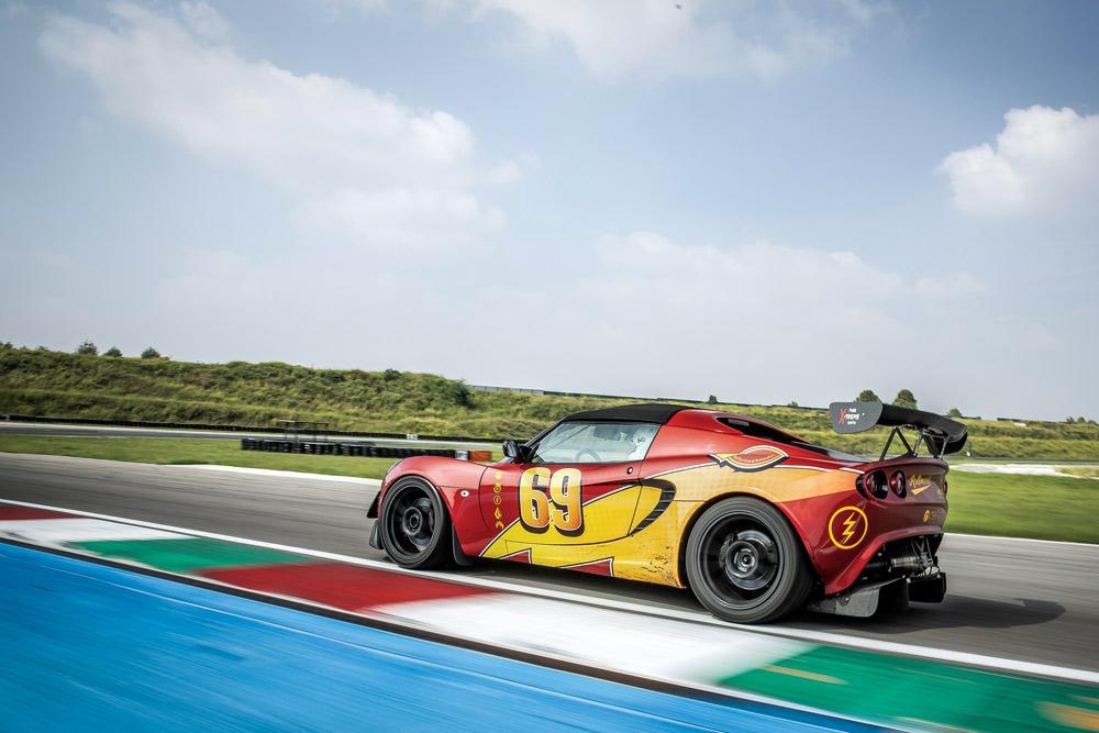 Lotus Elise 111 S2