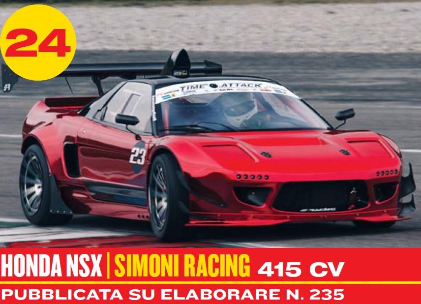 24_Honda NSX Simoni Racing