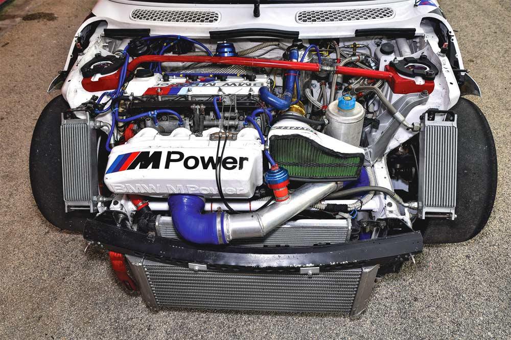 Mini Cooper S R53 2002 elaborata con preparazione Coppola Motori