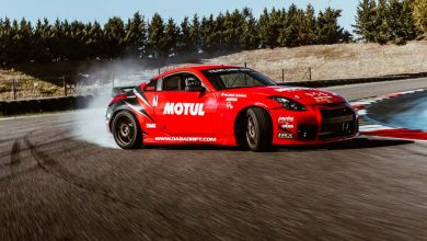 Photo of Nissan 350Z elaborata con preparazione Daba Drift Team