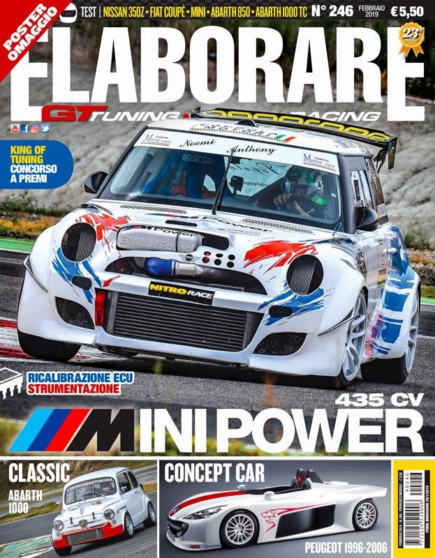 Cover Elaborare 246 magazine