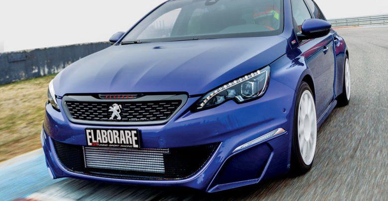 Elaborare Marzo n° 247 2019 Peugeot 308
