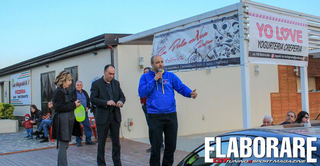 Raduno auto tuning Calabria 2019 associazione basta vittime sulla 106